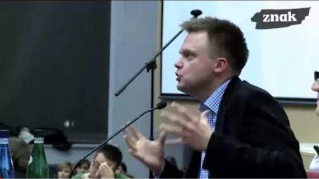 Wybory prezydenckie 2020: Szymon Hołownia, kandydat na prezydenta atakuje PiS - jego zdaniem rząd oraz prezydent powinni odejść od tej koncepcji zmian