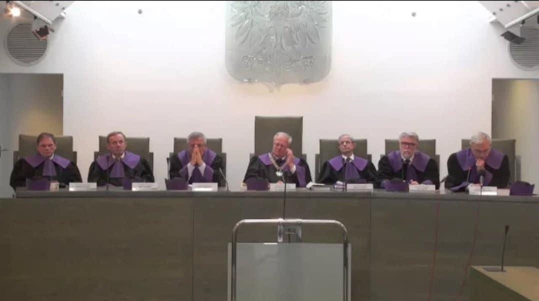 Małgorzata Gersdorf (I prezes Sądu Najwyższego) zawiesiła czterech sędziów w orzekaniu. Sąd Najwyższy (SN) i Trybunał Konstytucyjny (TK) i ich spór...