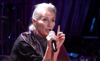 Kora (Olga Jackowska) i jej ostatni wywiad zanim dopadła ją śmierć - gwiazda zespołu Maanam, juror Must Be the Music powiedziała coś co wzruszyło jej fanów