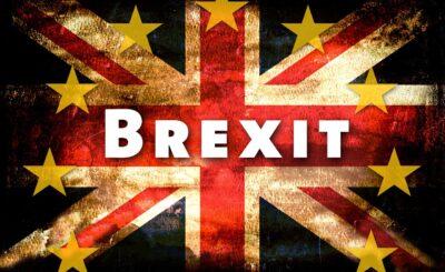 Brexit - głosowanie. Parlament Europejski w Brukseli w glosowaniu poparł umowę na mocy której Wielka Brytania wychodzi z Unii Europejskiej (UE).