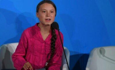 Greta Thunberg, wizyta w Polsce w elektrowni Bełchatów. Greta Thunberg była gościem Światowego Forum Gospodarczego w Davos.
