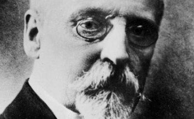 """Sienkiewicz i Niemcy. Henryk Sienkiewicz prorokiem? Francuski dziennik """"Le Courrier Européen"""" zwrócił się w roku 1905 w sprawie..."""