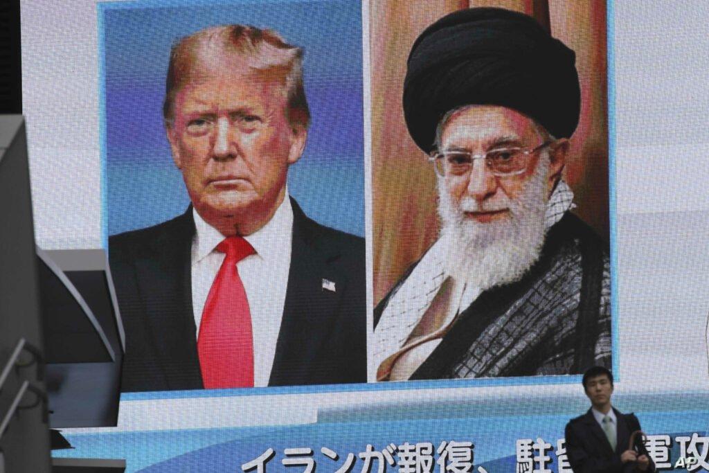 """Konflikt Iran - USA Donald Trump postanowił zaprezentować swoje stanowisko w """"Fox News"""" i """"ujawnić"""" prawdziwy powód ataku."""