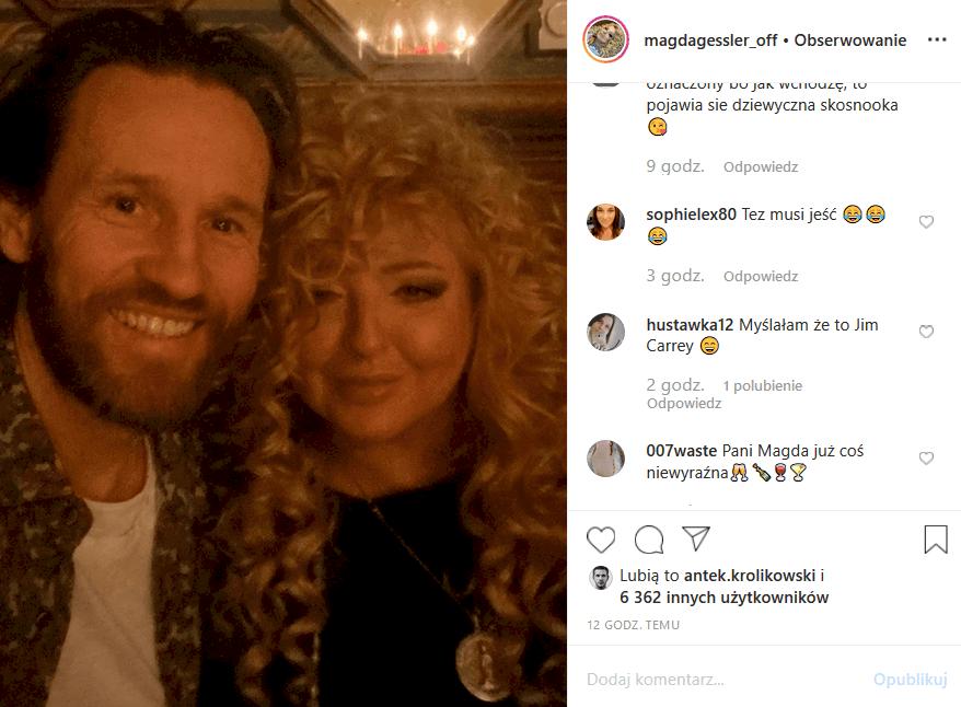 """Magda Gessler znów oskarżona na Insta, że piła alkohol, ale czy Królowa TVN ma problemy z piciem? Jurorka """"MasterChef"""" i """"Kuchenne rewolucje"""" mówi, że nie."""