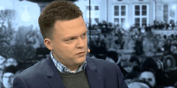 """Wybory prezydenckie 2020: Szymon Hołownia (dziennikarz TVN, prowadzący """"Mam Talent) wypowiedział się o kwestiach takich jak aborcja i związki partnerskie"""