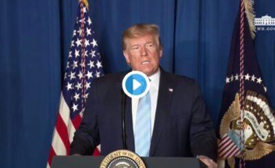 Pandemia koronawirusa: Prezydenta USA, Donald Trump przekazał jaka zapadła decyzja w związku z koronawirusem. Unia Europejska reaguje