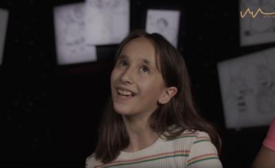 """Vivienne Wiśniewska, której ojcem jest Michał Wiśniewski nagrała singiel, którym może zaszkodzić Viki Gabor (""""The Voice Kids""""). Czy piosenka Vivi namiesza?"""