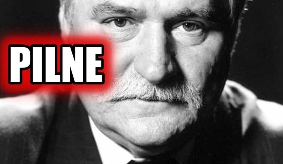 """Lech Wałęsa zasiada w sądzie tym razem jako oskarżony za insynuacj, pozwał go Sławomir Cenckiewicz za rzekome insynuacje na temat teczki TW """"Bolek"""""""