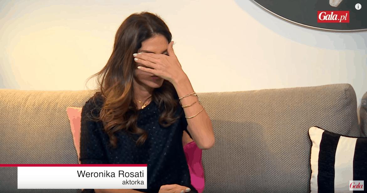 """Finał WOŚP za nami. Podczas niego Rosati przydarzyła sie wpadka na Insta, ale co dokładnie zrobiła gwiazda seriali """"Zawsze warto"""" i """"M jak miłość""""?"""