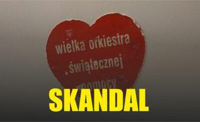 Do skandalu doszło w szkole w mieście Kudowa-Zdrój: Nauczyciel- katecheta zaatakował ucznia, rozkazując aby ten zdjął serduszko WOŚP