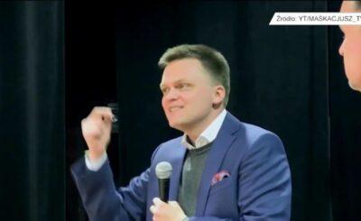 Szymon Hołownia spot wyborczy i Smoleńsk 2010: wybory prezydenckie zbliżają się wielkim krokami. Tymczasem Hołownia kpi ze Smoleńska