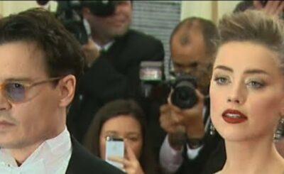 Nowe fakty: Johny Depp został oskarżony o przemoc przez swoją byłą żonę. Johny Depp i jego była żona (rozwód w 2017 roku), Amber Heard zobaczyła nagrania