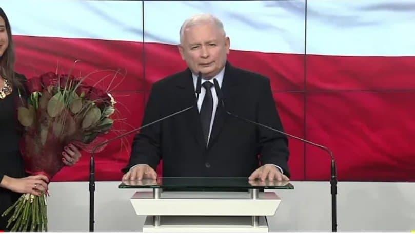Jarosław Kaczyński, konwencja Solidarnej Polski i reforma polskiego wymiaru sprawiedliwości: Jarosław Kaczyński (PiS) konwencji...
