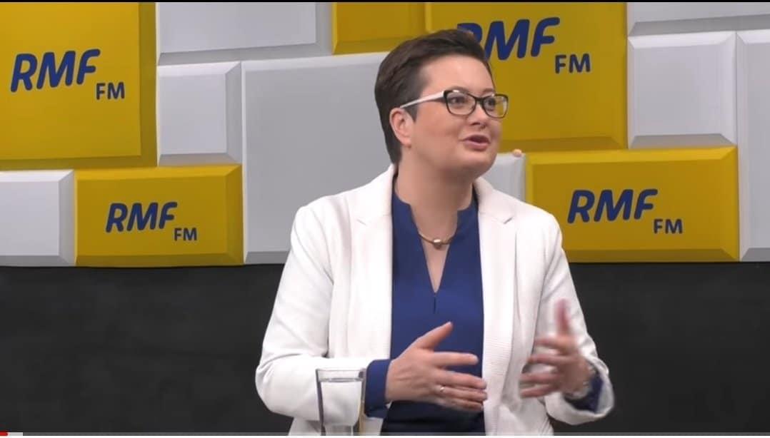 Katarzyna Lubnauer (Koalicja Obywatelska/ Nowoczesna) i aborcja: Katarzyna Lubnauer była gościem Roberta Mazurka w radiu RMF FM.