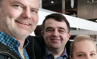Marek i Zbigniew to gwiazdy TVP i Rolnik szuka żony, którego prowadzącą jest Marta Manowska. Obaj Panowie spotkali się niedawno na Agro Show w Ostródzie.