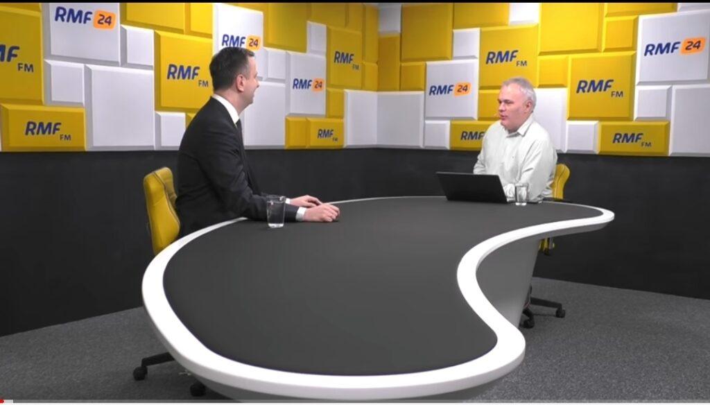 Awantura w RMF FM. Robert Mazurek i szef PSL - Władysław Kosiniak-Kamysz wsparli się między sobą o prezesa Muzeum Historii...