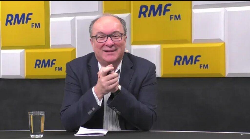 Włodzimierz Czarzasty (SLD, Nowa Lewica) i Robert Mazurek rozmawiali ostatnio w RMF FM na tematy związane z bieżącymi wydarzeniami...