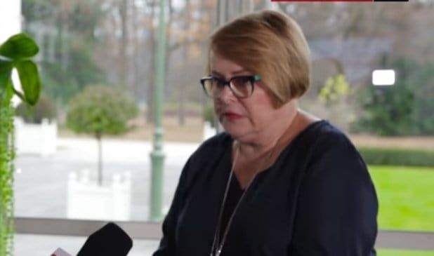 Ilona Łepkowska (współtwórca M jak Miłość w TVP) oraz Małgorzata Rozenek-Majdan (Gwiazda TVN) mają od dawna między sobą konflikt...