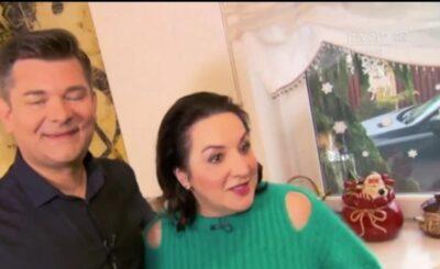 """Zenek Martyniuk i jego żona, Danuta Martyniuk są gwiazdami. Zenek Martyniuk w ostatnim czasie to gwiazda TVP, o którym nakręcono film pt """"Zenek"""""""