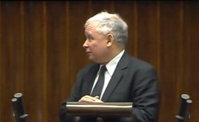 Jarosław Kaczyński (PiS) powiedział wprost co sądzi o Tusku (opozycja). Teraz zarówno Donald Tusk jak i opozycja będą mieli spory problem