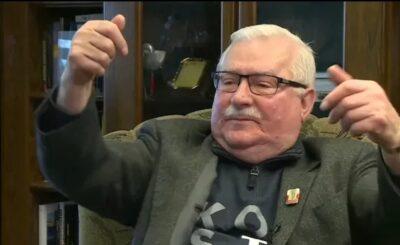 Lech Wałęsa stwierdził, że katastrofa smoleńska w 2010 roku to wina między innymi lidera PiS, którym jest Jarosław Kaczyński oraz jego zmarłego brata.