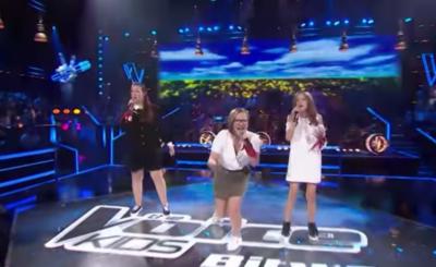 Kwiatkowski miał trudne zadanie w The Voice kids,grupa Kwiatkowskiego była bardzo mocna.Estera ,Anastazja,Gabrysia zaśpiewały Miasto 44 w The Voice Kids
