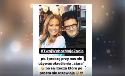 Anna Mucha i Wojewódzki znów stworzyli związek? Anna Mucha wrzuciła na Insta zdjęcie sugerujące, że zaręczyła się i bierze ślub. Fani oszaleli