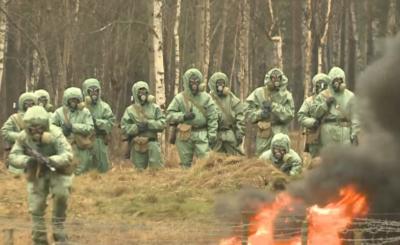Mimo, że oficjalnie to zakazane Rosja testuje broń chemiczną, ostatnio gaz bojowy został użyty w Syrii przez rosyjskie wojsko w 2013 roku. Świat był w szoku