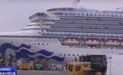 Koronawirus z Wuhan na Diamond Princess: obecność koronawirusa na pokładzie sie zwiększa, rośnie liczba zarażonych koronawirusem, wciąż pozostają tam Polacy