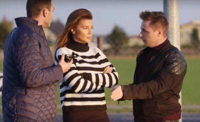 """Edyta Górniak dodała film na Instagram, na którym występuje topless, być może diwa weszła w nowy związek, fani obstawiają że jej partner to Adam z """"My Way"""""""