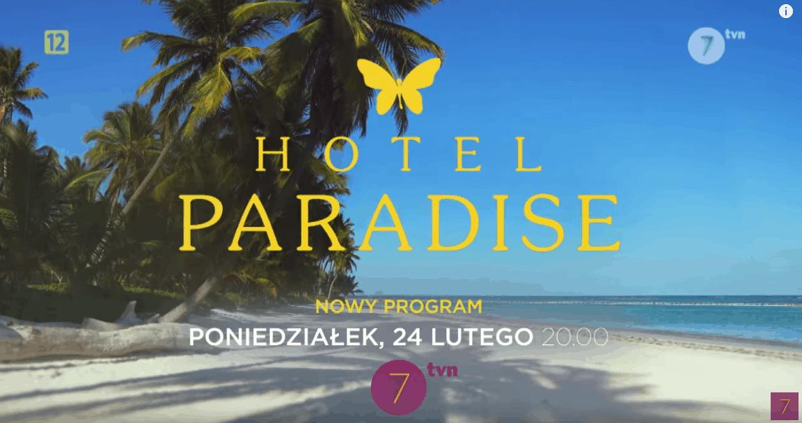 """Fani są zdania, że premiera programu TVN 7 """"Hotel Paradise"""" to wpadka, bo nie porwał ich pierwszy odcinek, a uczestnicy są zwyczajnie nudni."""
