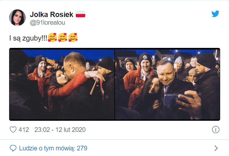 Duda i tajemnicza kobieta mają romans? Jolanta Rosiek jest zakochana w prezydencie, ale co na to Agata Duda, jego żona? Kim jest Rosiek?