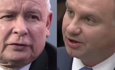 Jarosław Kaczyński dał wywiad w którym powiedział co się stanie gdy Andrzej Duda przegra wybory, odniósł się równiez do tego co powiedziała Kidawa-Błońska