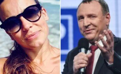 """Jacek Kurski (TVP) i Anna Mucha (""""M jak miłość"""", """"Dance Dance Dance"""") to duet, który coraz mocniej zacieśnia współpracę. Co z tego będzie?"""