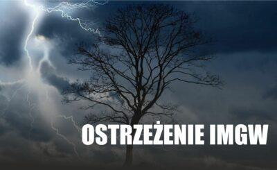 Pogoda w Polsce szczególnie o tej porze roku jest zmienna. IMGW wydał ostrzeżenie pierwszego stopnia. Alert pogodowy zapowiada między innymi silny wiatr