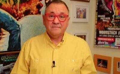 Jerzy Owsiak, założyciel WOŚP zabrał głos w glośnej sprawie - chodzi o skandal jaki wywołała posłanka Lichocka (PiS) oraz gest jaki wykonała w Sejmie.