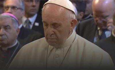 Epidemia koronawirusa ma równiez wpływ na Watykan, papież Franciszek jest lekko chory i odwołuje audiencje, powodem ma być również koronawirus we Włoszech
