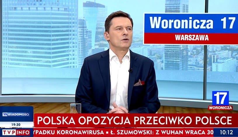 """Awantura w TVP! """"Paskowy"""" zaszalał - posłowi puściły nerwy podczas nagrania na żywo, Pasek w TVP oburzył posła """" Polska opozycja przeciwko Polsce """""""