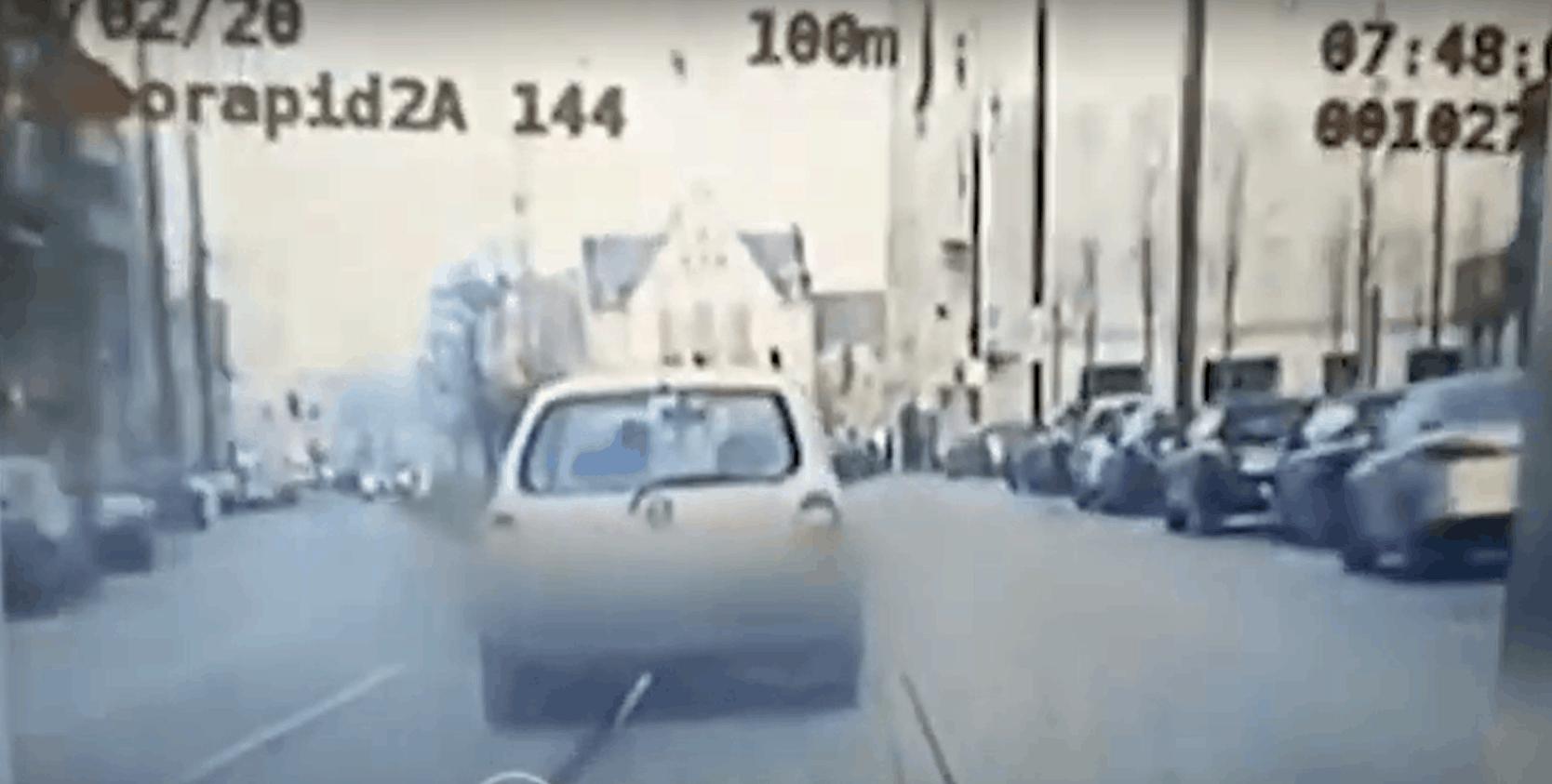 Film z zatrzymania: kierowca odgryzł policjantowi palec, wideo z zatrzymania pirata drogowego, to pokazuje, że Grupa Speed Poznań jest potrzebna.