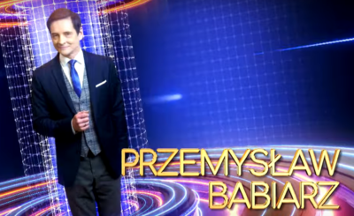 """""""Star Voice"""" (TVP): pierwszym uczestnikiem był Przemysław Babiarz, wpadka jaką zliczył nie uszła uwadze jurorów, najbardziej krytyczna była Majka Jeżowska."""