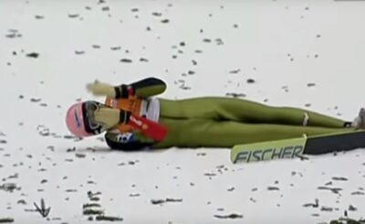 O tej porze roku skoki narciarskie sa na topie,w 2016 roku Lukas Mueller zaliczył upadek na skoczni w efekcie paraliż przypieczętował koniec jego kariery