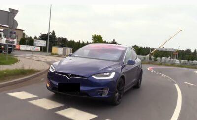 Tesla X miała wypadek, zawinił autopilot. Władze zastnawiają się, czy samochód Tesla ma wady, które sprawiają, że jazda nim jest niebezpieczna