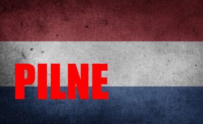 Zamach terrorystyczny w Europie? Holandia, a dokładniej Amsterdam oraz Kerkrade są w szoku. Eksplodowały przesyłki, na miejscu pracują saperzy