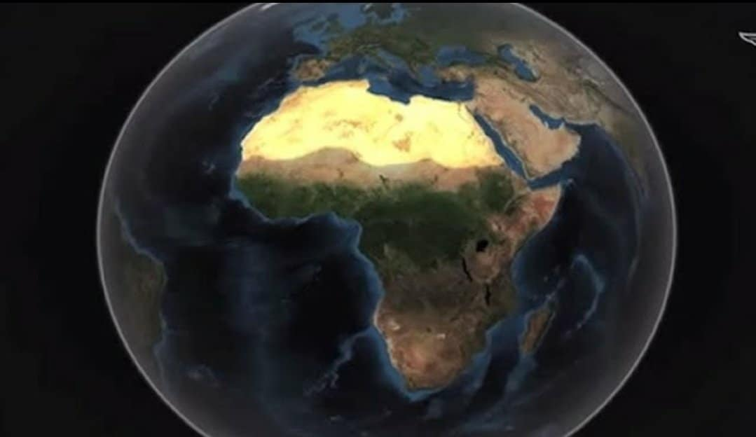 Szokujące odkrycie NASA: zdjęcia ukazały jezioro, które 7 tys lat temu było na Saharze, w Afryce. Świat nauki zafascynowany