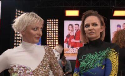 """Anna Mucha i Kasia Stankiewicz w dwóch pierwszych odcinkach """"Dance Dance Dance"""" w TVP wywołały skandal. Dziś piosenkarka atakuje program."""