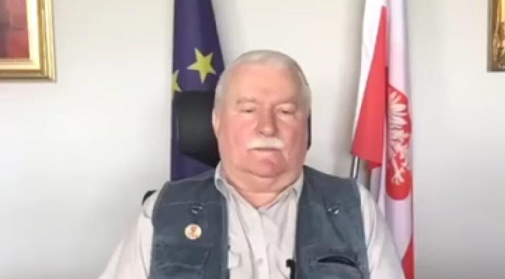 Koronawirus w Polsce: Lech Wałęsa nie obawia się koronawirusa i chodzi do kościoła w niedzielę. Były prezydent nie przestaje zaskakiwać.