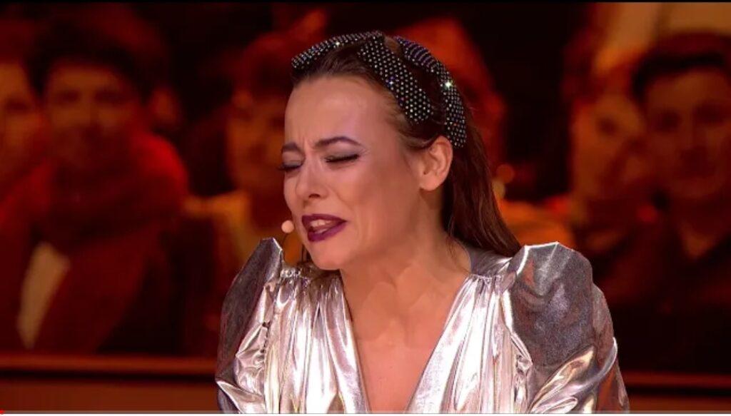 """Anna Mucha zauroczona w """"Dance Dance Dance"""" w TVP, a jej nowym obiektem westchnień jest Krzysztof Jonkisz, którego bratem jest Rafał  - były mister Polski."""