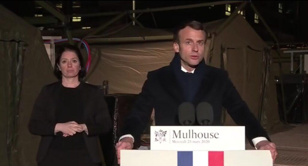 Koronawirus we Francji: Sytuacja określana jest jako krytyczna, Emmanuel Macron po raz kolejny zabrał głos odnosząc się do epidemii COVID-19