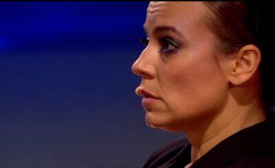 """Kolejny skandal w TVP w programie """"Dance Dance Dance"""", Anna Mucha była w szoku, a powodem całej sytuacji był Krzysztof Jonkisz."""
