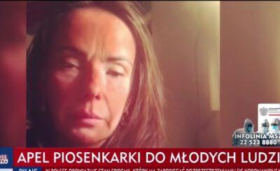 Kasia Kowalska przeżywa dramat, ponieważ jej córka jest w ciężkim stanie w Wielkiej Brytanii i czy jest chora na COVID-19 zwany jako koronawirus?